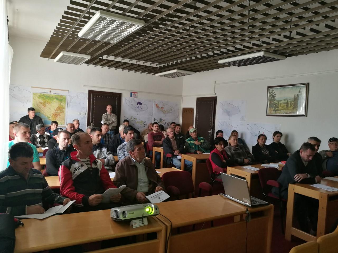 prezentacija projekta vlasenica