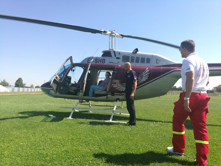 helikopter lazarevic
