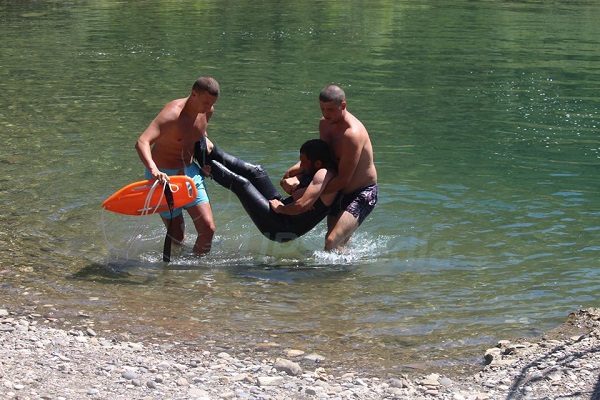 obuka za spasioce na vodi