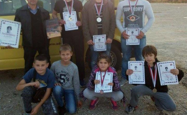 Džudo klub Milići na turniru Rajko Kušić Kuša