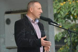 Ljubisa Alempic protest malinara