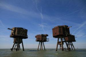 Morske tvrdjave Engleska
