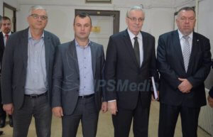 Ministri u Srebrenici