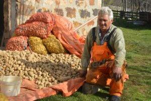 Osmace krompir