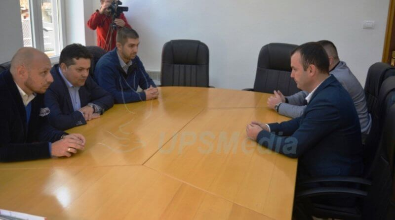 Stevandić u posjeti Srebrenici