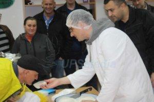 Proizvodnja Travničkog sira