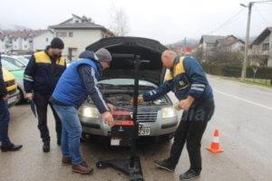 Zimska kontrola vozila