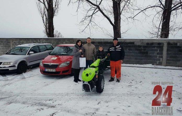 Pomoc raseljenim osobama Vlasenica