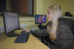 Obuke šivenja i rada na računarima u Vlasenici