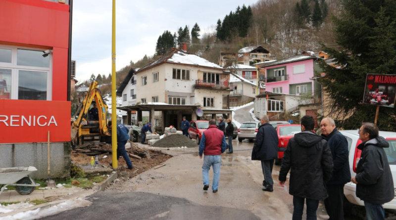 Parking Srebrenica