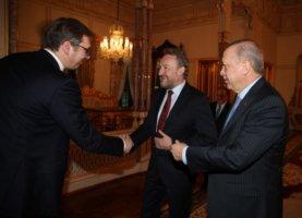 Vucic i Izetbegovic
