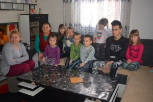 Porodica Kapić Srebrenica