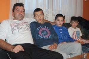 Porodica Vuksic iz Bratunca