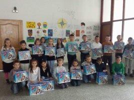 Paletici za povratnicku djecu u Vlasenici
