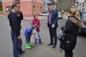 Pokloni za djecu sa posebnim potrebama Srebrenica