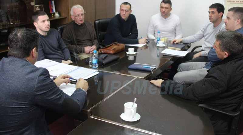 Sastanak u Vlasenici