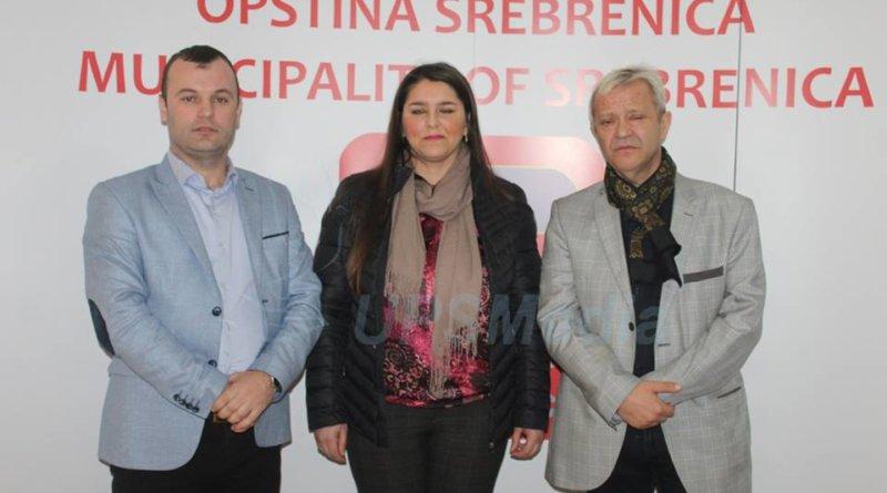 Skola glume Srebrenica