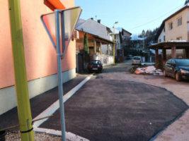 Ulica Hrid Srebrenica