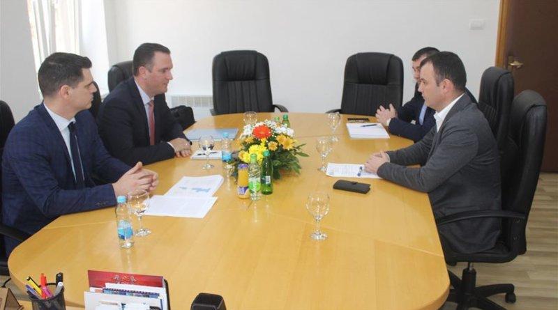 Posjeta delegacije Vlade AP Vojvodina Srebrenici