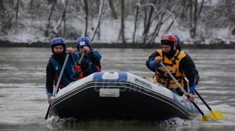 Vježba Eko-rafting kluba