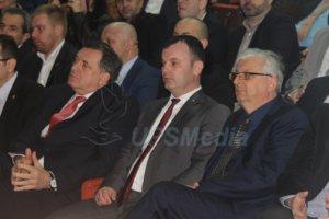 Svečana sjednica Skupštine Opštine Srebrenica
