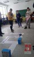 Takmičenje iz Robotike