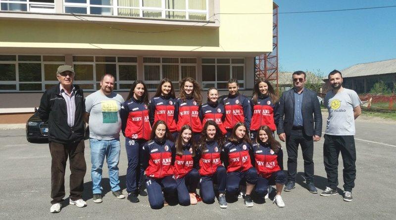 Košarkašice iz Vlasenice