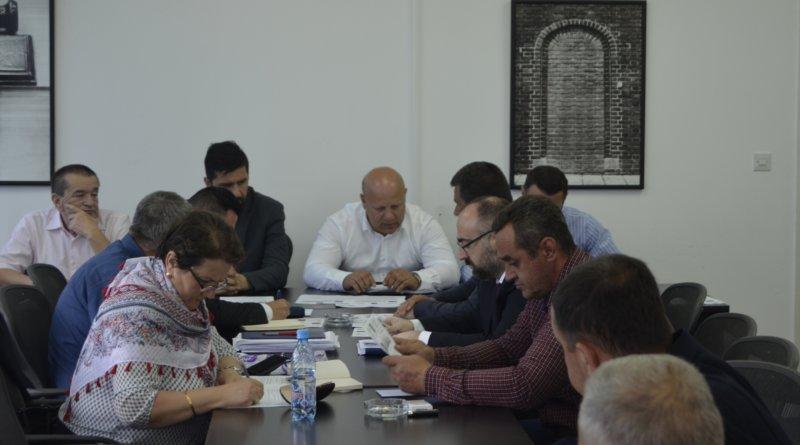 Drugi sastanak Organizacionog odbora 2018.