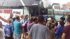 Djeca iz Bratunca otputovala na more