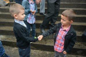 Bajram namaz u Srebrenici