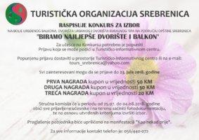 Izbor za najljepse dvoriste Srebrenica