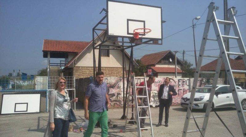 Obnovljeno igraliste u Vlasenici